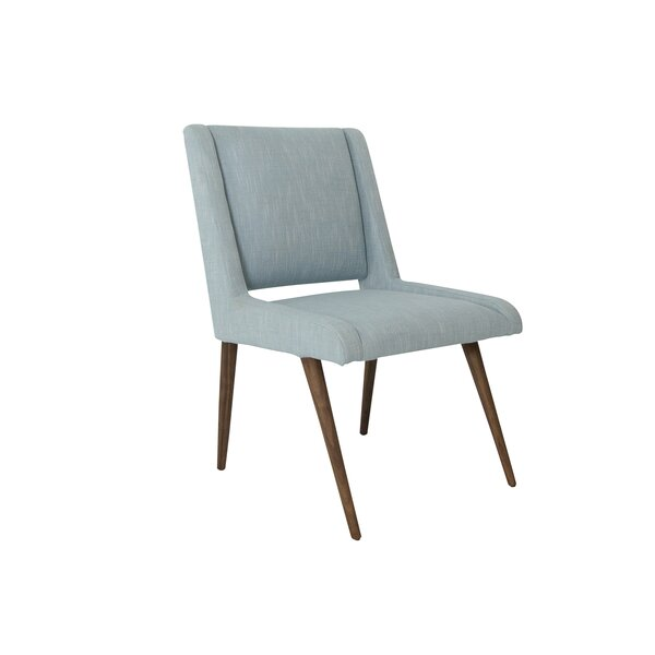 Mid Century Upholstered Dining Chair by ModShop