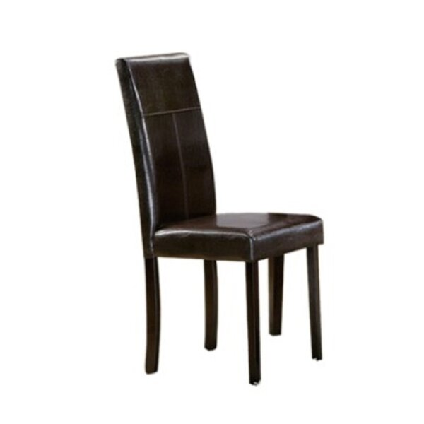 Upholstered Dining Chair (Set of 2) by PJWarehouse