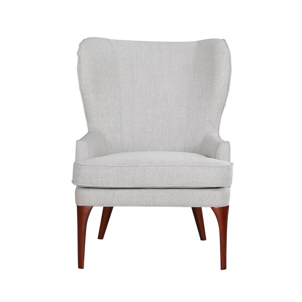 Bolin Wingback Chair by Corrigan Studio