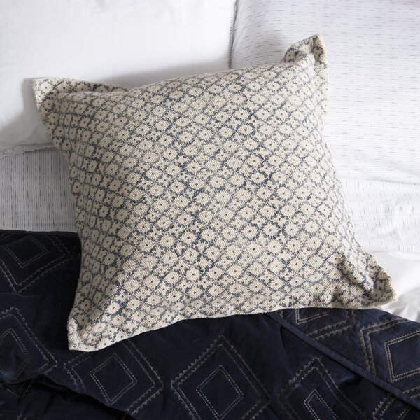 Brooks Pillow Cover by Eider & Ivory