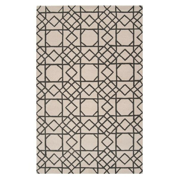 Truro Ivory Area Rug by George Oliver
