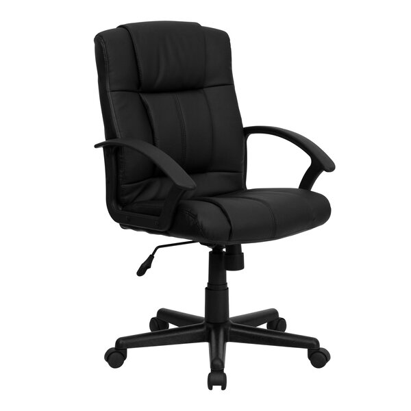 Yeldell Mid-Back Task Chair by Symple Stuff