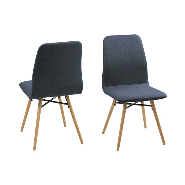 Freels Upholstered Dining Chair (Set of 2) by Brayden Studio