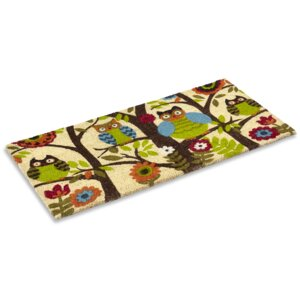 Forest Owl Doormat