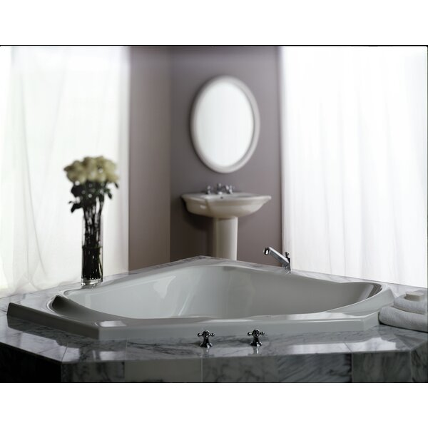 Capella 60 x 60 Drop In Air Bathtub by Jacuzzi®
