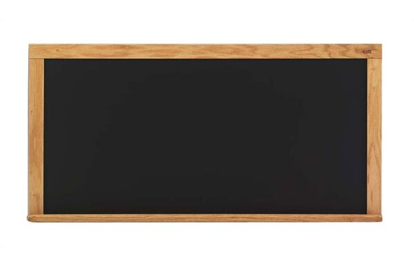 Deluxe Wall Mounted Magnetic Chalkboard by Marsh