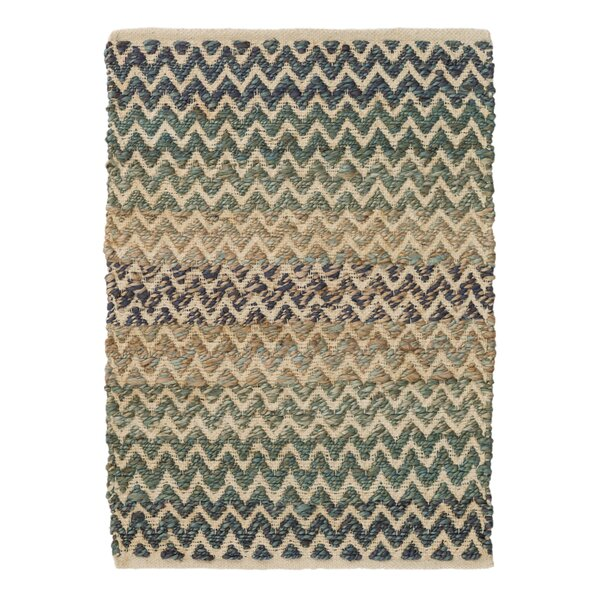 Green/Blue Area Rug by Dash and Albert Rugs