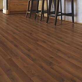 Fieldview 8 x 47 x 7.14mm Oak Laminate Flooring in Brown by Mohawk Flooring