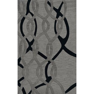 Find Bella Machine Woven Wool Gray Area Rug By Dalyn Rug Co.
