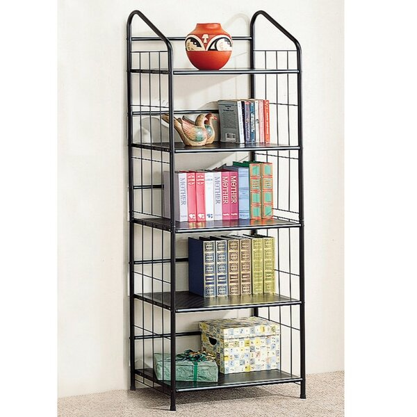 Soder Metal Etagere Bookcase by Ebern Designs