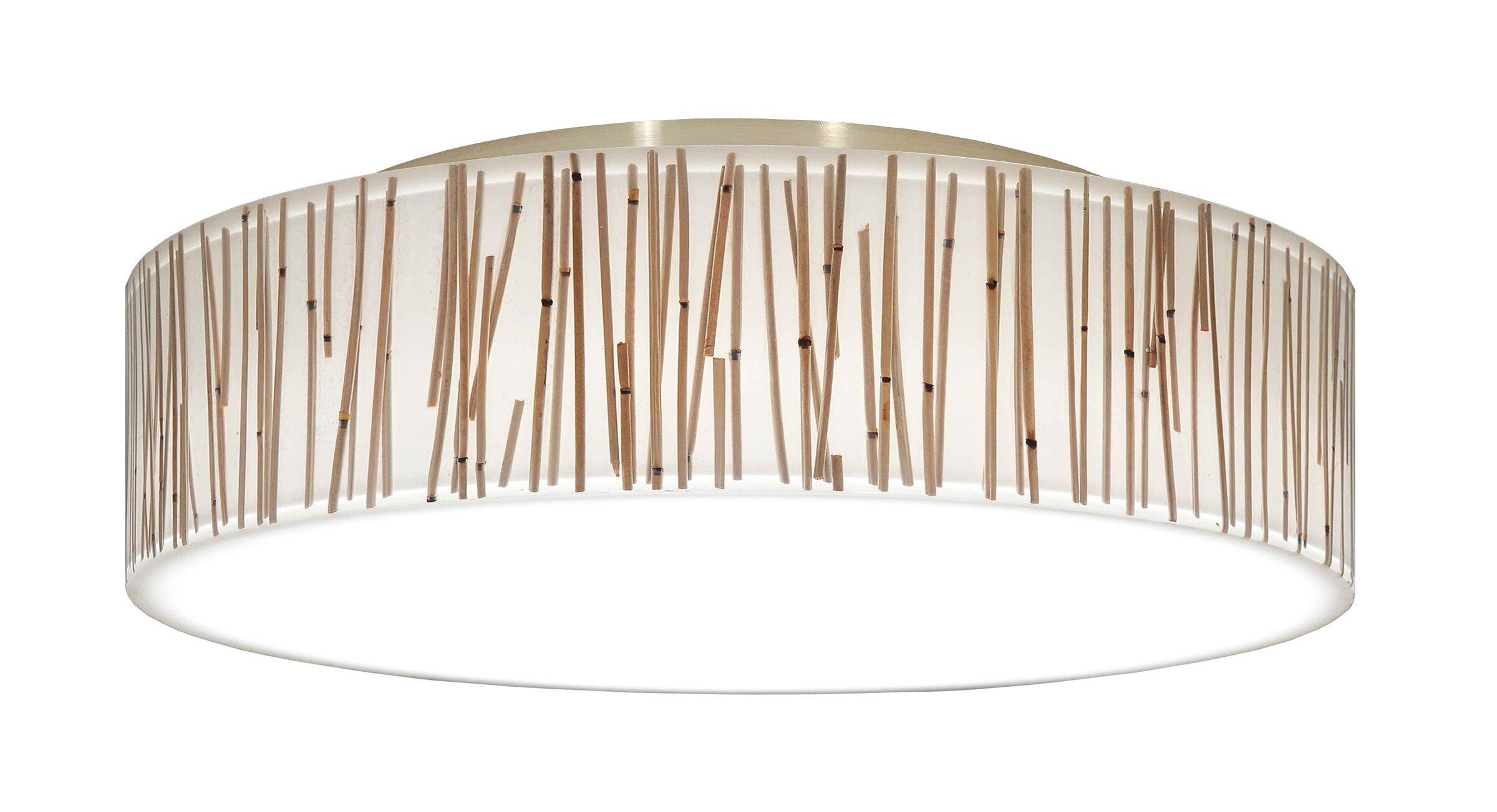 Dolan Designs Recesso Galleria Reed 6 Decorative Recessed Trim Wayfair