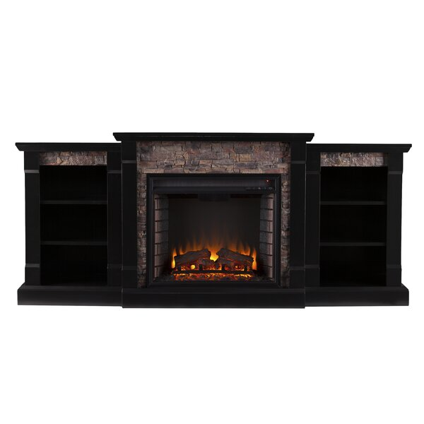 Corwin Electric Fireplace By Breakwater Bay.
