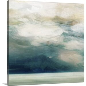 Ocean Breeze II by Aimee Wilson Painting Print on Wrapped Canvas by Great Big Canvas