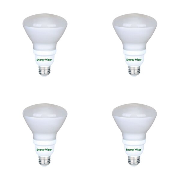 23W E26 CFL Spotlight Light Bulb (Set of 4) by Bulbrite Industries