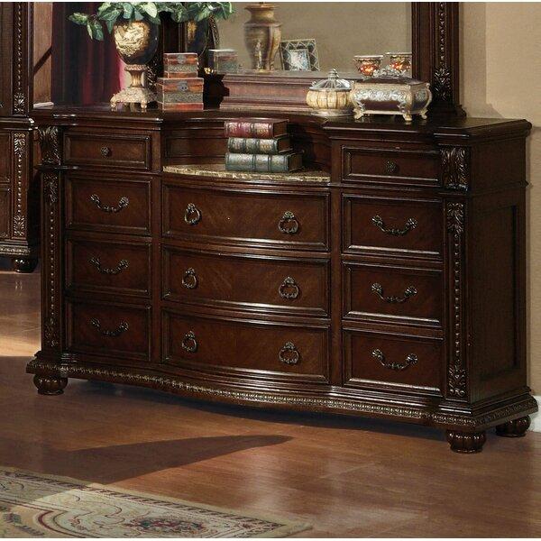 Darrius 9 Drawer Dresser by Astoria Grand