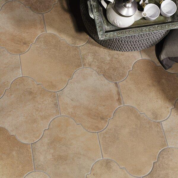 Mezcla 10 x 11 Porcelain Field Tile