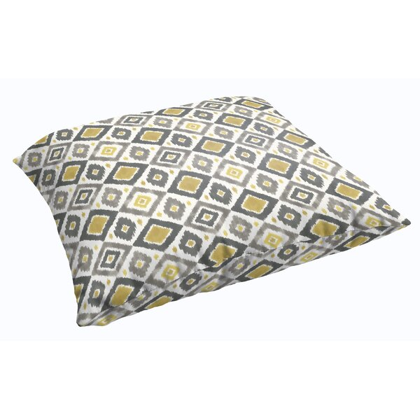 Socoma Corded Indoor/Outdoor Floor Pillow by Bungalow Rose
