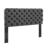 Lynnfield Queen Upholstered Panel Headboard by Mercer41