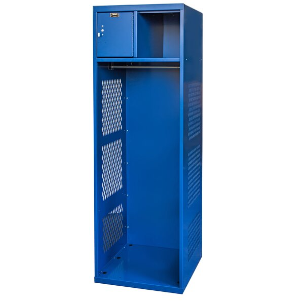 Rookie 2 Tier 1 Wide Gym Locker by HallowellRookie 2 Tier 1 Wide Gym Locker by Hallowell
