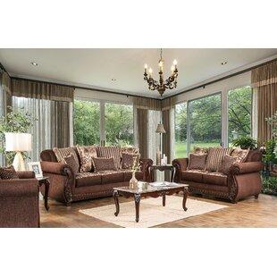 Dolson Configurable 2 Piece Living Room Set by Astoria Grand
