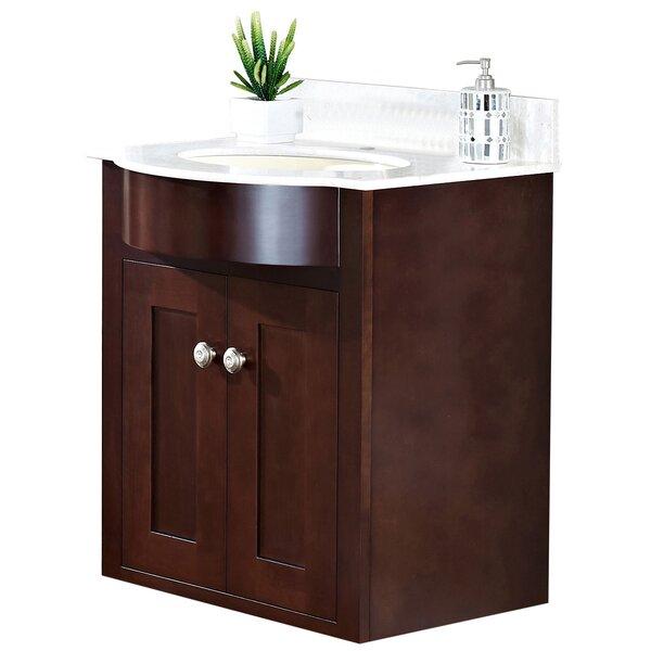 Kester 24 Wood Single Bathroom Vanity Set by Darby Home Co