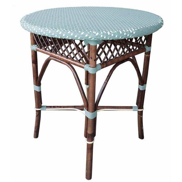 Paris Bistro Bar Table by Padmas Plantation