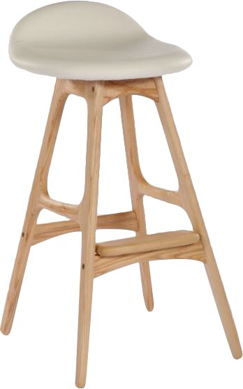 Aidan 33.75 Bar Stool by Corrigan Studio