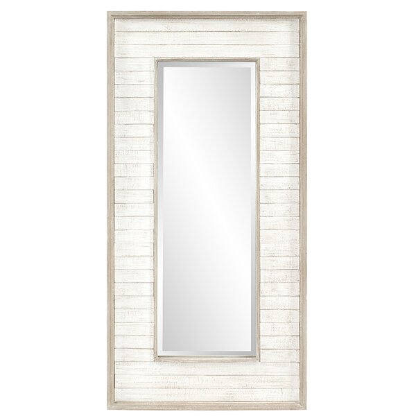 Colfax Rustic Accent Mirror by Rosecliff Heights