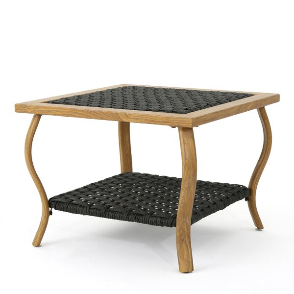 Zaanstad Outdoor Coffee Table by Mistana