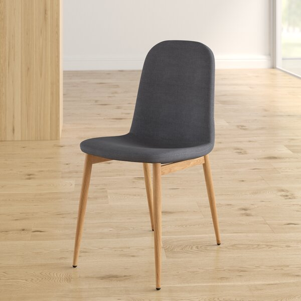 Juston Skin Upholstered Dining Chair (Set of 6) by Corrigan Studio