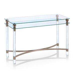 Augusto Console Table by Willa Arlo Interiors