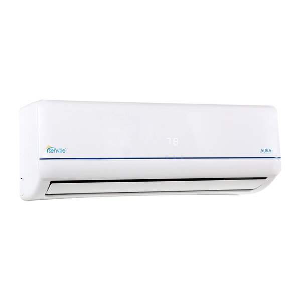 Aura 9,000 BTU Energy Star Ductless Mini Split Air Conditioner with Remote by Senville