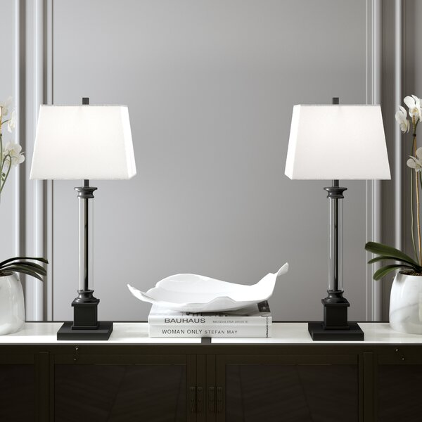 Charlack Davis 30.5 Table Lamp (Set of 2) by Greyleigh