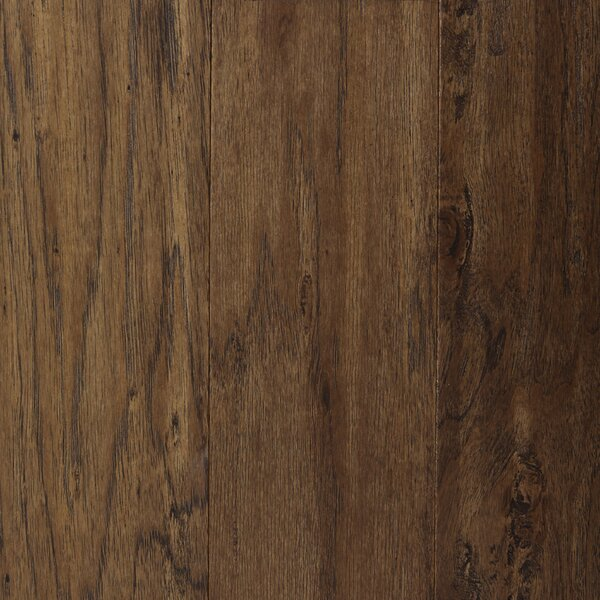 Amsterdam 5 Engineered Hickory Hardwood Flooring in Granola by Branton Flooring Collection