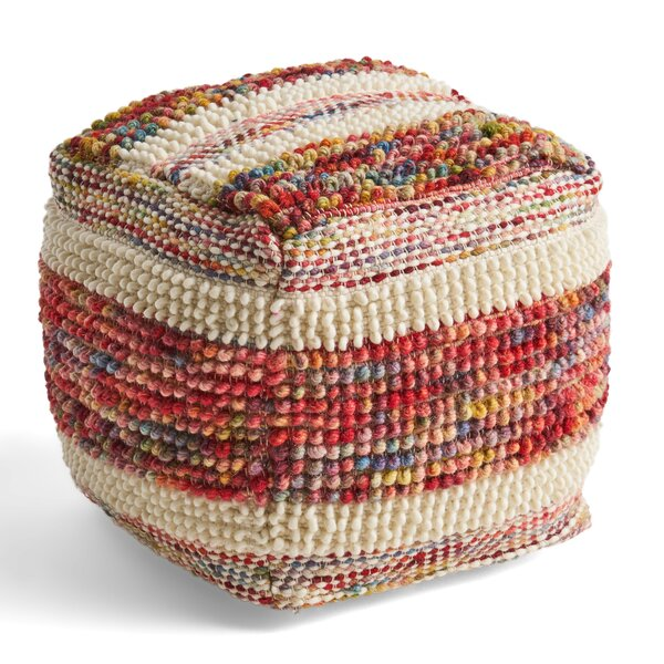 Julius Tufted Pouf by Bungalow Rose