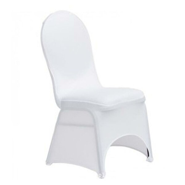 Elastic Face Arch Polyester Spandex Dining Chair Slipcover by Symple Stuff