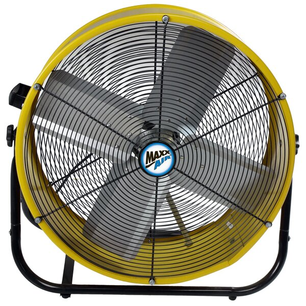 High Velocity 24 Floor Fan by MaxxAir