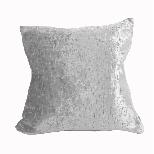 Jobe Velvet Shatter Throw Pillow by Mercer41