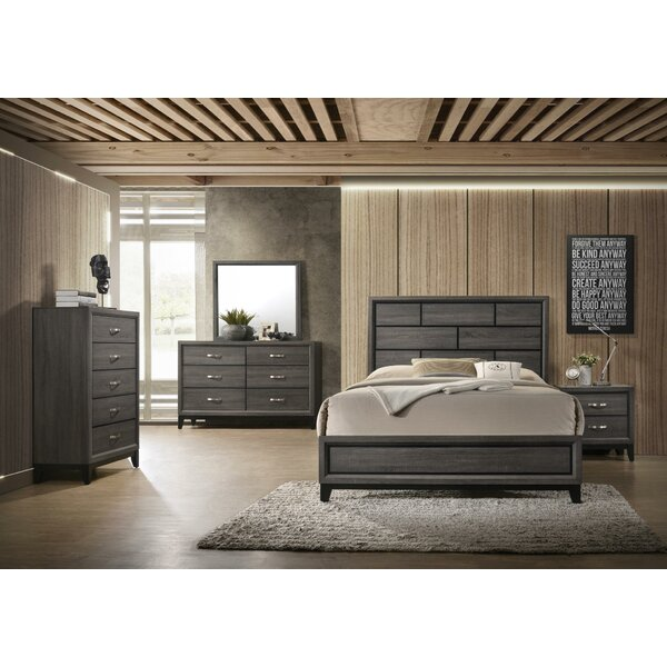 Myres Standard 5 Piece Bedroom Set by Union Rustic Union Rustic