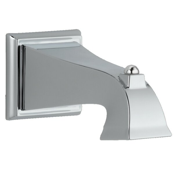 Dryden Wall Mount Tub Spout Trim by Delta
