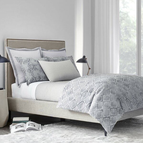 Calumet Jacquard Duvet Cover by House of Hampton