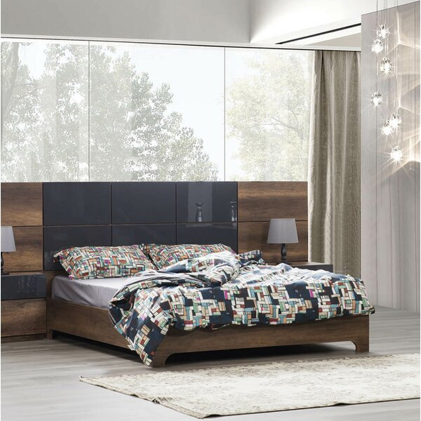 Leflore Sleigh Bed by Orren Ellis