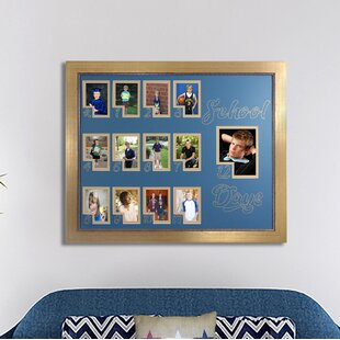 12 Year School Picture Frame Wayfair