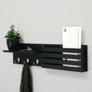 Sydney Wall Shelf And Mail Holder