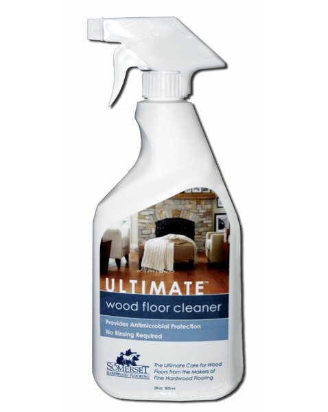 Ultimate Hardwood Floor Cleaner - 28 oz by Somerset Floors