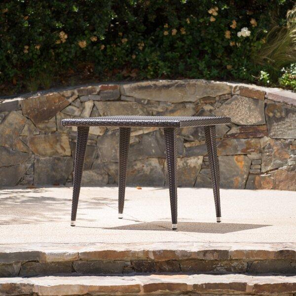 Malta Wicker Dining Table by Longshore Tides