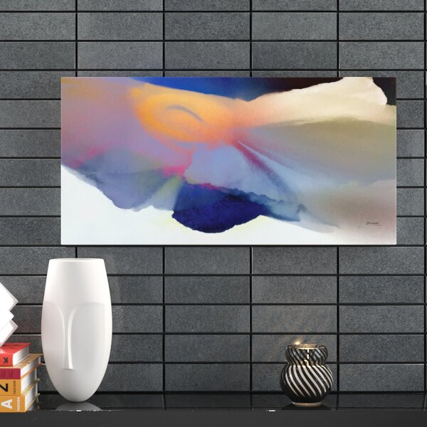 Embrace 2 By Bassmi Ibrahim Framed Painting Print On Wrapped Canvas By Wade Logan.