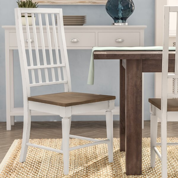 Pineville Dining Chair (Set of 2) by Rosecliff Heights
