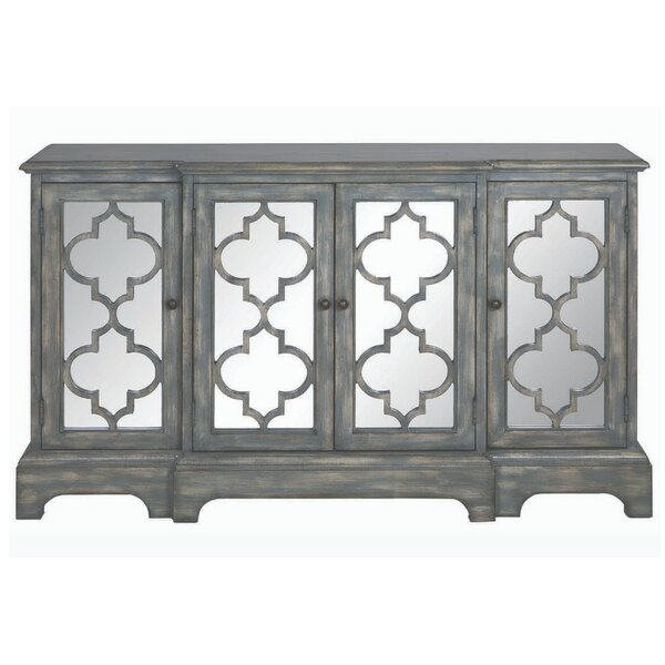 Erie 4 Door Accent Cabinet by Rosdorf Park