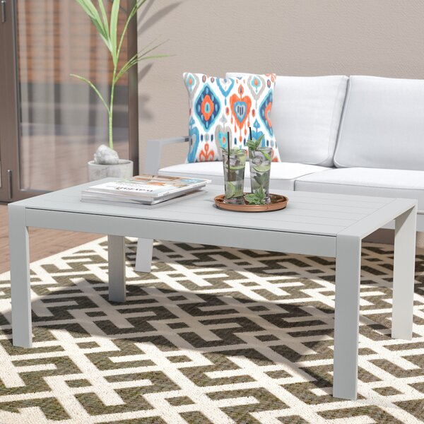 Alexis Contemporary Coffee Table by Ivy Bronx